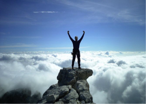 top of world